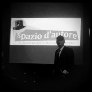 Stefano Pettini a Spazio d'Autore 2011