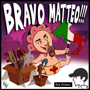 Bravo Matteo